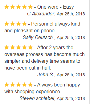 Total Care Mart Customer Reviews