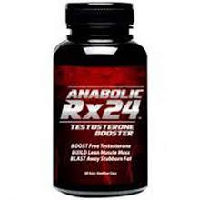 Anabolics Rx24