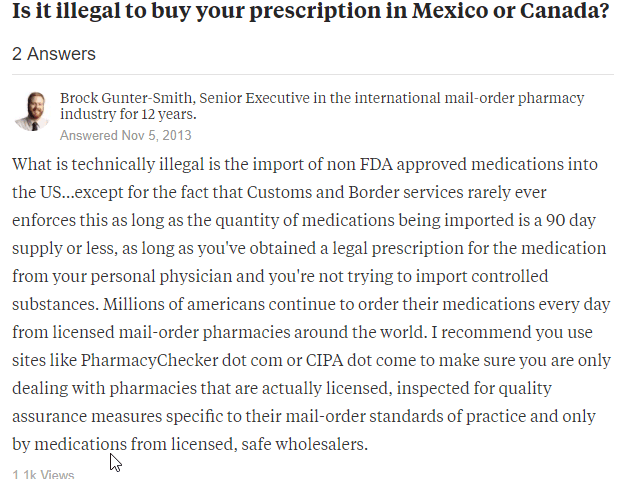 Order Medication Online Legal?