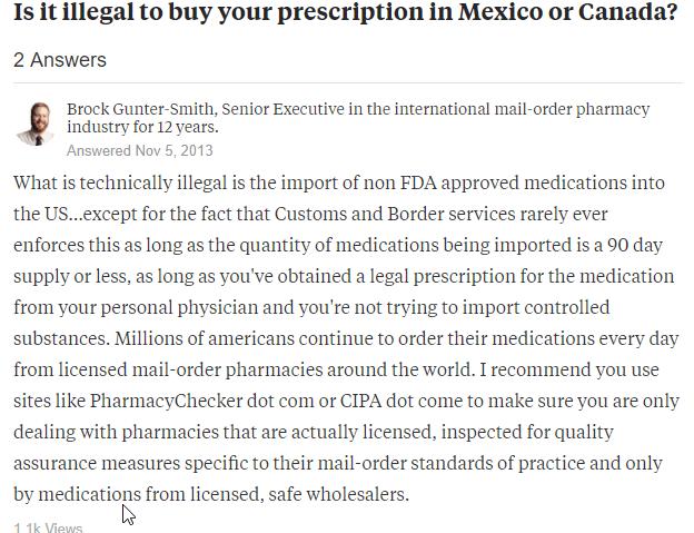 Buying Prescriptions Online