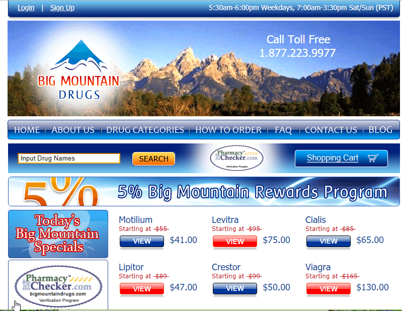 Big Mountain Pharmacy