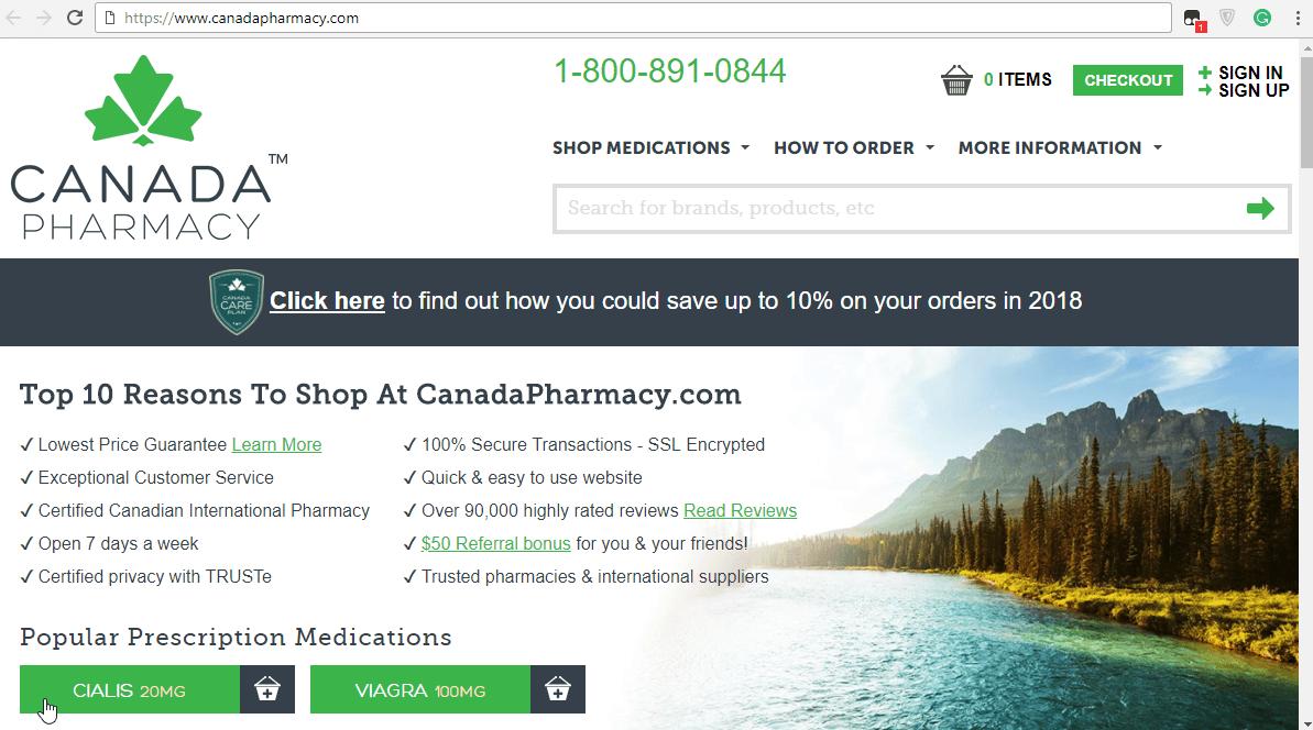 Canadapharmacy