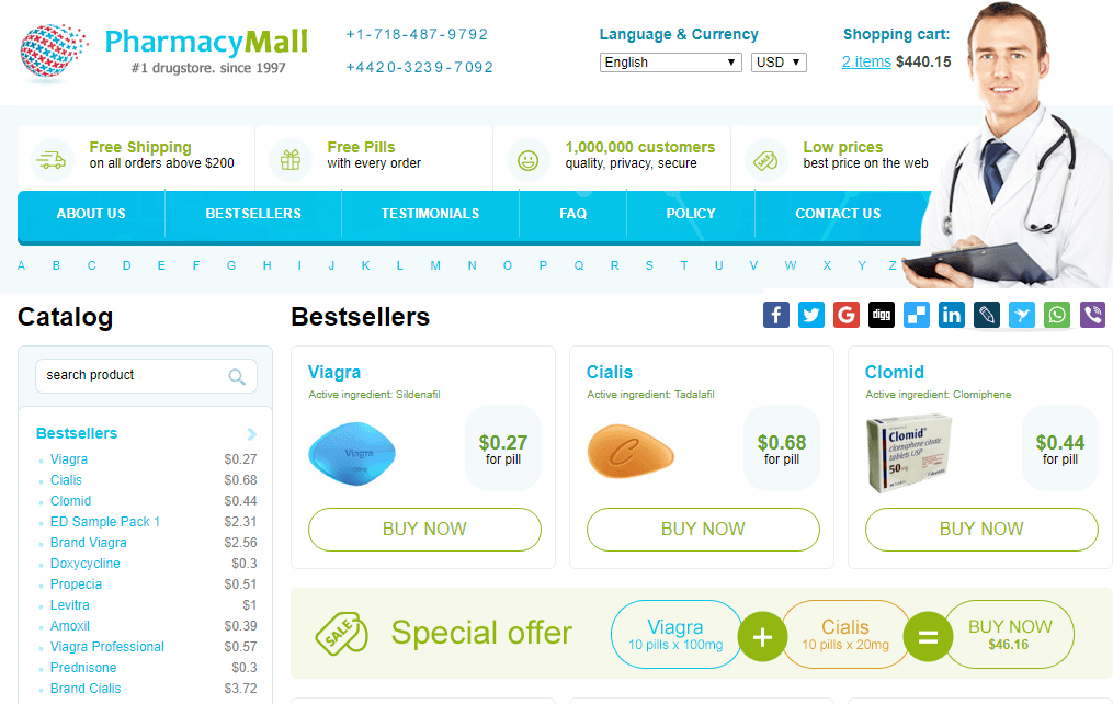 Reliable Online Pharmacies